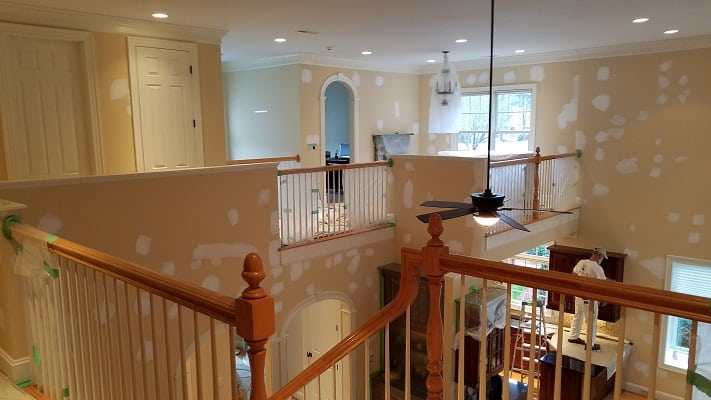 Drywall-Sheetrock-Repairs-Contractor-Raleigh