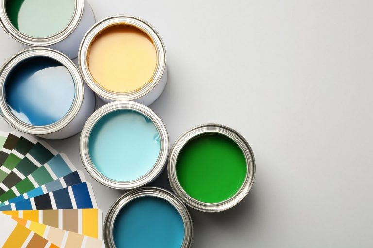 The Basics To Choosing Modern Paint Colors