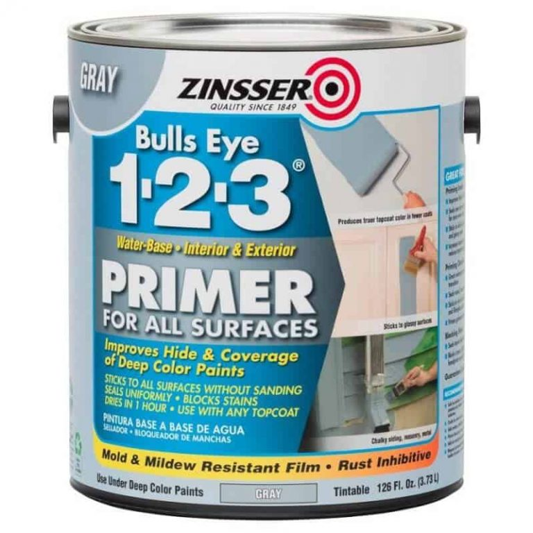 Are Zinsser Paint Primers The Best?