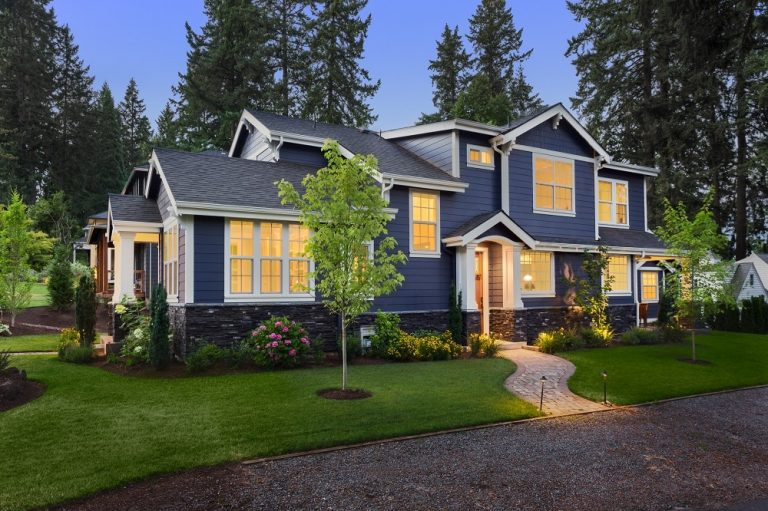 Exterior Home Painting In Pollen & The Affects