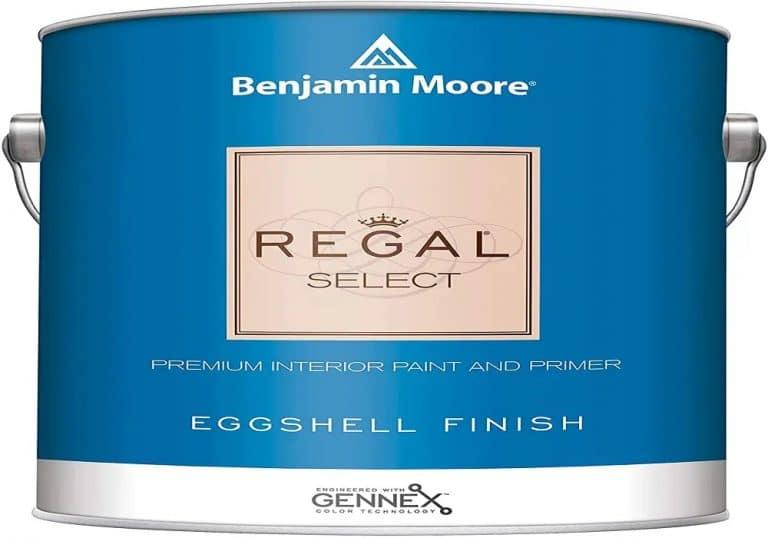 Benjamin Moore Regal Select Interior Paint Review