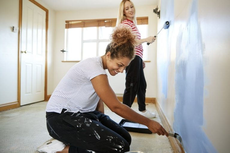 Painters & Buying Quality Interior House Paint