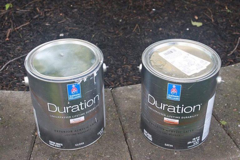 Exterior Duration House Paint Improvements