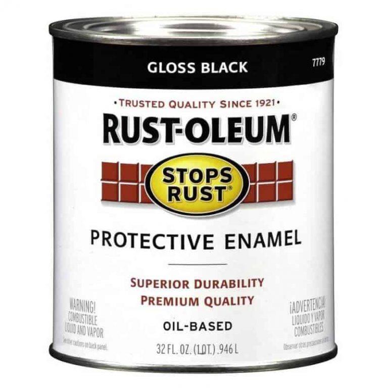 Rustoleum Exterior Oil House Paint