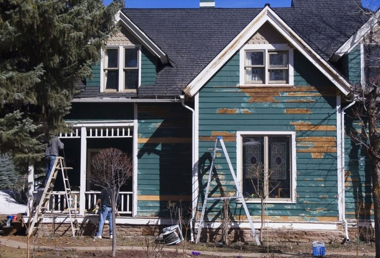 Proper Raleigh Exterior House Painting Preparation