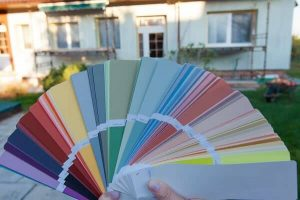 Exterior - House - Paint - Colors - Raleigh, NC