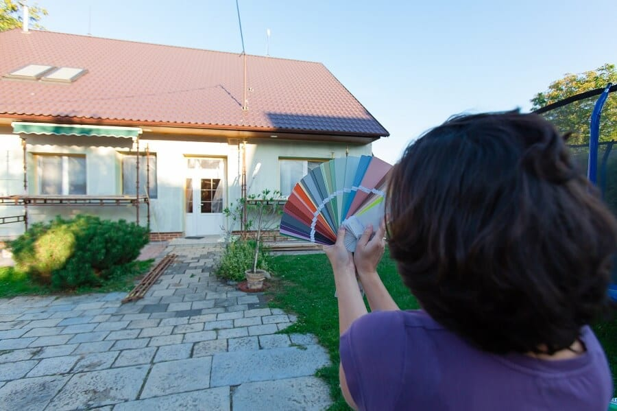 Exterior - House - Painting - Color - Options - Raleigh - Cary - Wake - Forest, NC