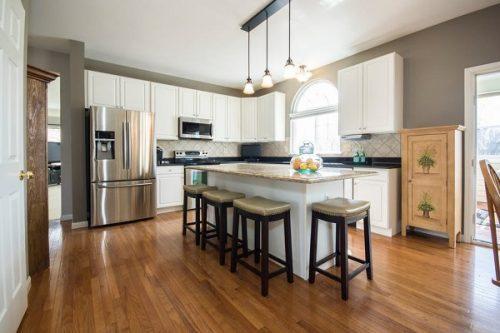 Painted - Kitchen - Colors - Ideas