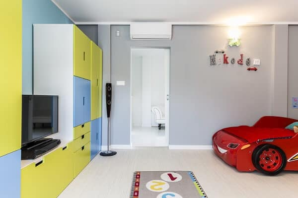 Interior - Paint - Colors - Kids - Room