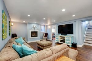 Interior-Blue-House-Painting-Wall-Service