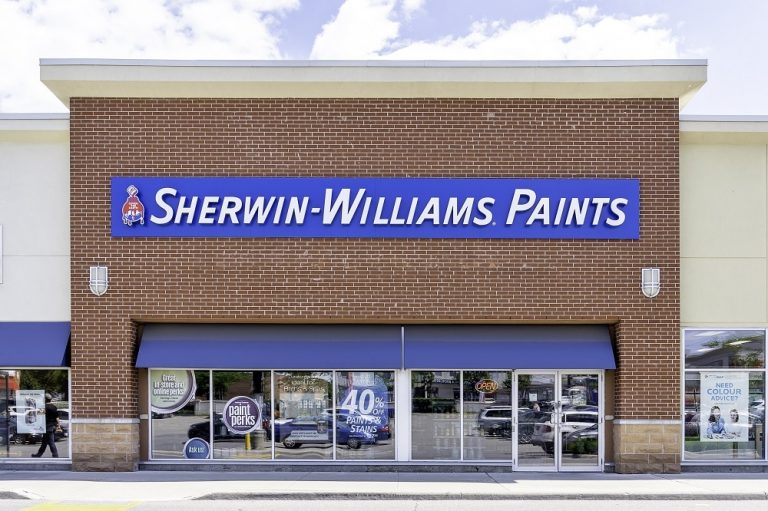 The History of Sherwin-Williams Acquisitions