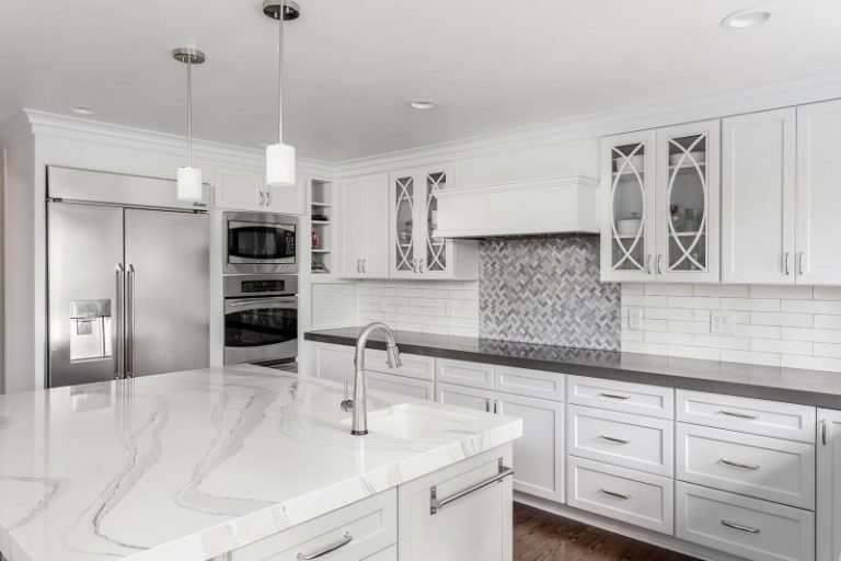 Professional Kitchen Cabinet Painting Process