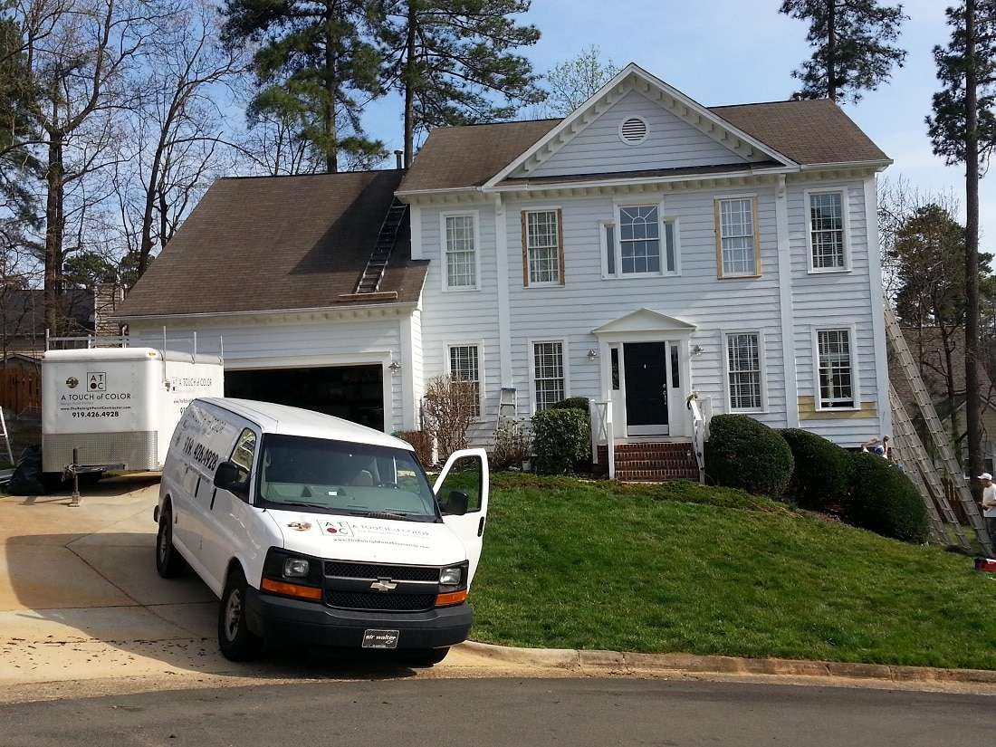 Raleigh-Painters-Home-Exterior