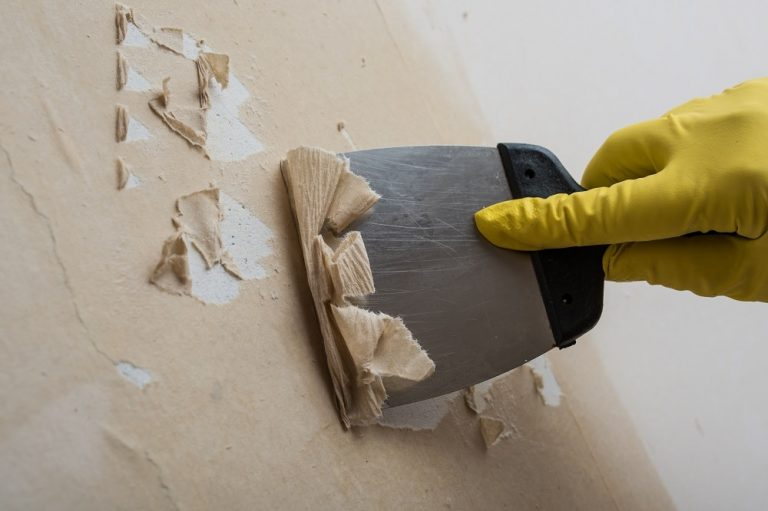 Home Wallpaper Removal 6 Easy Steps