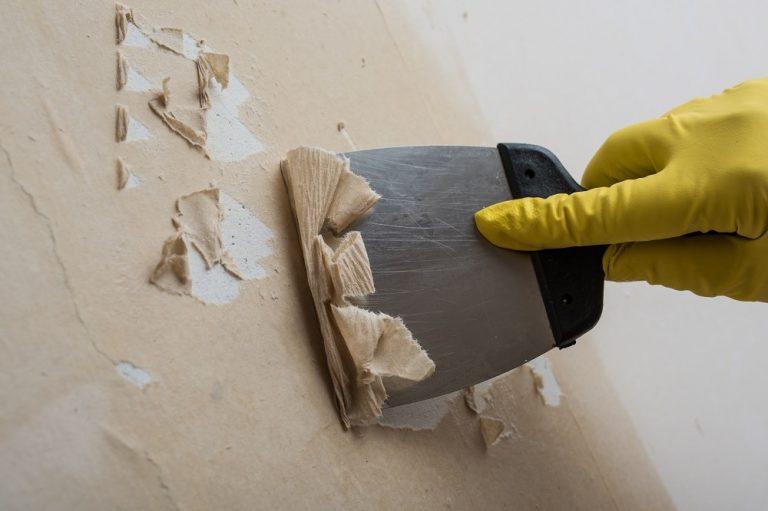 Home Wallpaper Removal 6 Easy Steps
